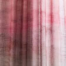 Purple Ombre Curtains Sheer Cotton Painted Ombre Curtains Set Of 2 Dusty Blush