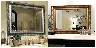 bathroom mirrors houston framed mirrors for bathroom framing a large bathroom mirror see
