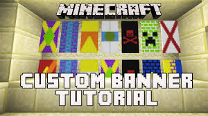 Custom Stick Flags Minecraft Snapshot 14w30b How To Make Banners Custom Banner Flag