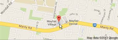 Mayfair Mall Map Mayfair Medical Mayfair Medical Centre Manly West Mayfair Village