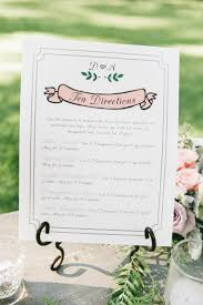 16 best style board tea party wedding images on pinterest tea