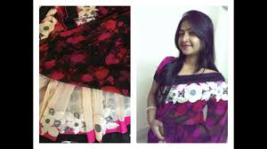 08 how to design your saree 4 youtube