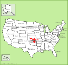 San Jose State Campus Map by Tulsa Maps Oklahoma U S Maps Of Tulsa