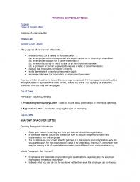 23 cover letter template for purpose of resume with regard to 19