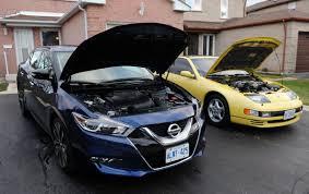 Driven 2016 Nissan Maxima Sr