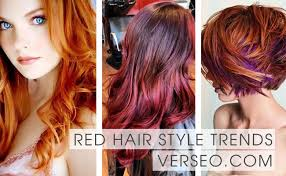 whats the trend for hair red hair style trends for 2014 verseo