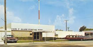 miami funeral homes 1960 s carl f slade funeral home at 800 palm avenue hialeah