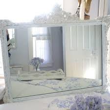 shop shabby chic mirror on wanelo