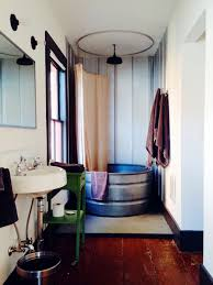 photo of the week bathroom tub inspiration dwell stickett inn with photo of the week bathroom tub inspiration dwell stickett inn with galvanized bathtub from instagram account