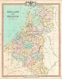belgium and map and belgium geographicus antique maps