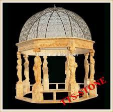 Roman Gazebo Table by Yellow Marble Gazebo Yellow Marble Gazebo Suppliers And
