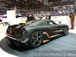 koenigsegg cc8s 2015 koenigsegg agera rs rear three quarters at the 2015 geneva motor