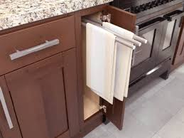 awesome kitchen cabinet towel bar images bathroom bedroom