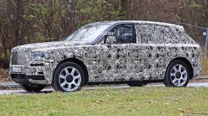 roll royce bmw rolls royce cullinan new spy images motor1 com photos