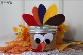 jar turkey craft for tutorial