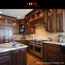 solid wood kitchen islands style luxury cherry solid wood kitchen cabinets imported