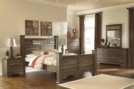 king poster bedroom set allymore poster bedroom set queen or king b216 ashley