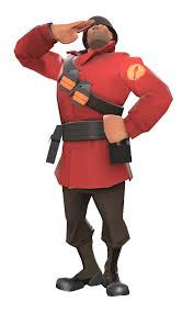 Team Fortress 2 Halloween Costumes Soldier Team Fortress 2 Heroes Wiki Fandom Powered Wikia