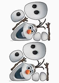 a party inspired by olaf 3 build a snowman party activity
