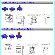 5 way rotary switch wiring diagram dolgular com