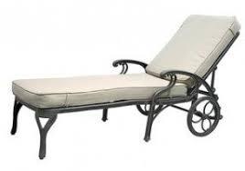 Cast Aluminum Lounge Chairs Aluminum Chaise Lounges Foter