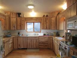 rustic hickory kitchen cabinets fancy rustic hickory kitchen cabinets 74 upon designing home