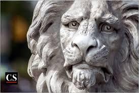 lion of judah statue grabbing the lion of judah s catholic stand catholic stand