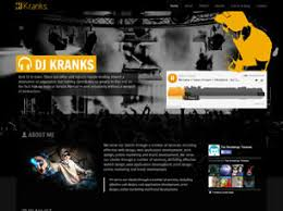 templates for website html free download free music website templates 50 free css
