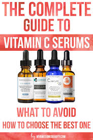 Choosing The Right Hair Color Best Vitamin C Serum Reviews For Face 2017 Comparison