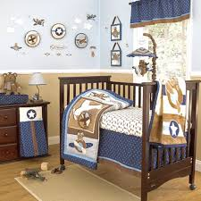 Vintage Aviator Crib Bedding Cool Vintage Airplane Crib Bedding Set 45 In Decoration Ideas With