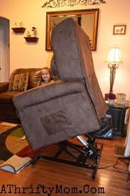 extra wide power operated lift recliner review