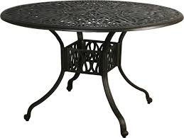 white round patio table top of round metal patio table renovation chetareproject com