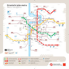 Nyc Subway Map Pdf by Prague Subway Map My Blog
