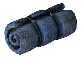 Fallout Clothes For Sale Roughin U0027 It Bedroll Kit Fallout Wiki Fandom Powered By Wikia