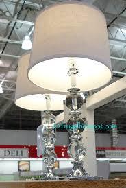 Solar Lantern Lights Costco - stylecraft 3 light floor lamp costco frugalhotspot decor