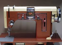 mi vintage sewing machines 2012