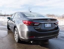 mazda mazda review 2017 mazda6 grand touring 95 octane