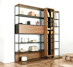 room dividing shelves shelf room divider image of room divider