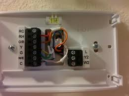 emerson sensi thermostat wiring diagram emerson free wiring diagrams