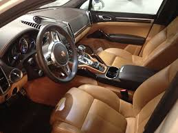 porsche atlanta interior cohiba brown seats rennlist porsche discussion forums
