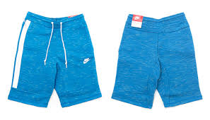 light blue nike shorts kicks deals official website nike tech fleece shorts light blue