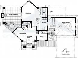 Bar Floor Plans by Contemporary Home Floor Plans Home Designs Kaajmaaja
