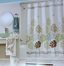 Threshold Medallion Shower Curtain by Free Spirit