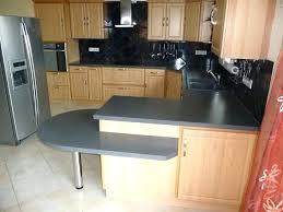 plan de travail cuisine gris cuisine grise plan de travail bois plan travail cuisine cuisine plan