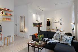 Well Planned Small Apartment With An Inviting Interior Design - Small apartments design pictures