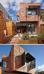 modern home decors exterior paint colors with brick pictures cube house plans famous