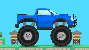 monster truck kids video vs sports car video toy race vs youtube monster truck videos