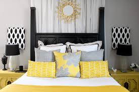 Grey And Black Bedroom by Dwellings By Devore The Master