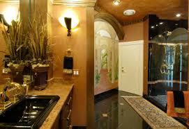 tuscan bathroom decorating ideas tuscan style home mediterranean bathroom ta by decor studio 1