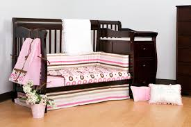 Convertible Cribs With Attached Changing Table Storkcraft Portofino Convertible Crib Changing Table 04586 479